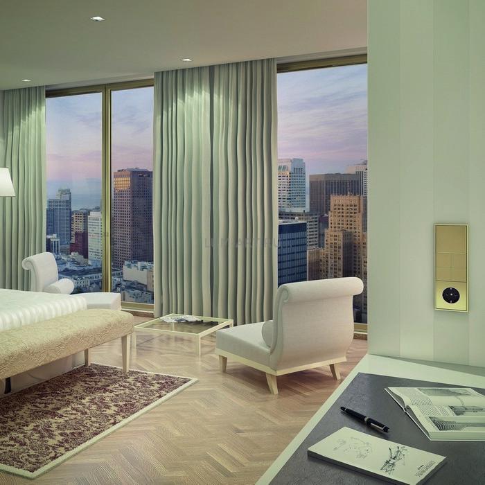 jung ls 990. Black Bedroom Furniture Sets. Home Design Ideas