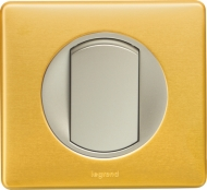 Legrand celiane brass